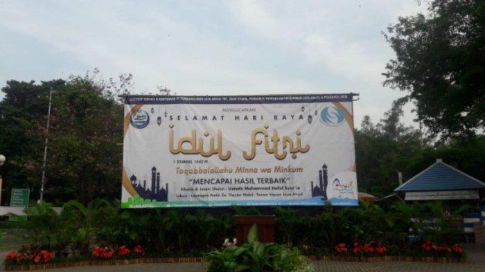 Ada Salat Idul Fitri di Ancol Taman Impian, Tiket Masuk Gratis Selama 2 Jam