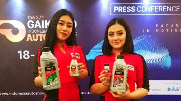 PT Autochem Industry Punya Promo Potongan Harga Oli Motor Khusus di GIIAS 2019