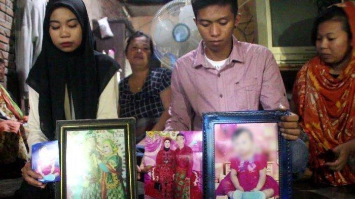 Video Detik-detik Sriwijaya Air Sebelum Take Off Dikirim Orangtua Sri, Keluarga Menanti Kabar Baik