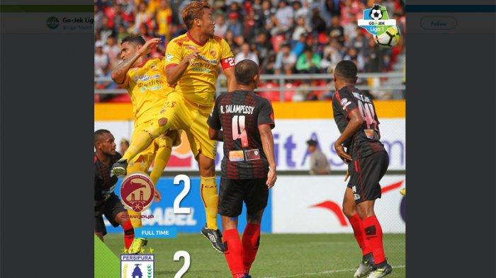 Latihan Perdana Sriwijaya FC Dihadiri 9 Pemain di Stadion GSJ Jakabaring