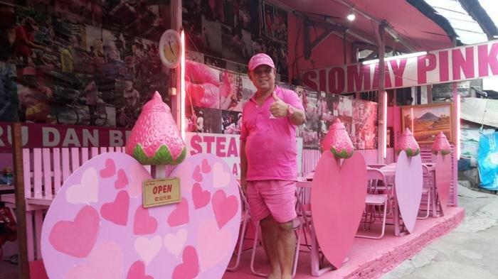Nasib Sriyono Bos Siomay Pink: Usaha Sempat Berkembang Kini Rugi Miliaran & Dagang di Pinggir Jalan