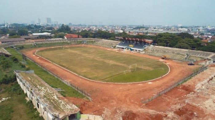 Putus Rantai Penyebaran Covid-19, Puluhan GOR dan Stadion di Kota Tangerang Kembali Ditutup