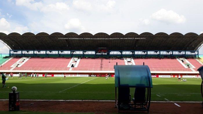 Brigata Curva Sud Boikot Laga Kandang Piala Presiden 2019, Laga PSS Vs Madura United Sepi Penonton