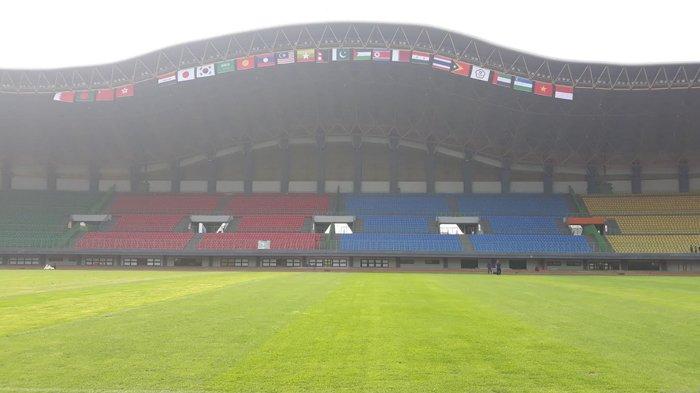 Dishub Kota Bekasi Kerahkan 250 Personil Kawal Pertandingan Perdana Asian Games di Stadion Patriot