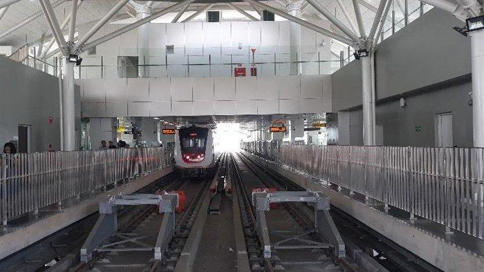 Catat! Inilah Jadwal Terbaru LRT Jakarta yang Berlaku Mulai 1 Juni 2021