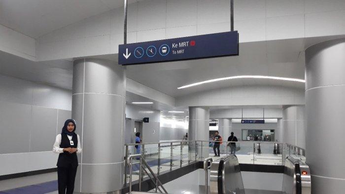 Gerai Minimarket hingga Starbucks Akan Hadir di Stasiun MRT Bundaran HI
