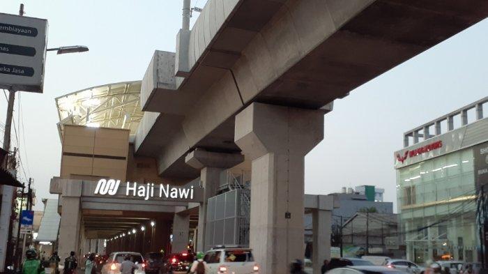 Posisi Lima Terbawah Minim Penumpang, Stasiun MRT Haji Nawi Bakal Gelar Live Music dan Pusat Kuliner