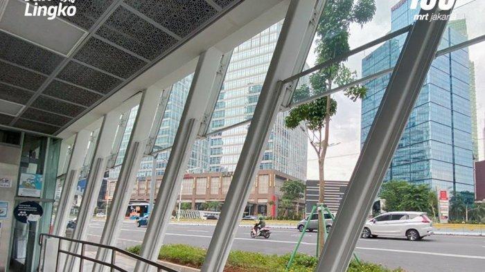 Fasilitas Stasiun MRT yang Rusak Imbas Demo UU Cipta Kerja Telah Diperbaiki Selama 3 Hari
