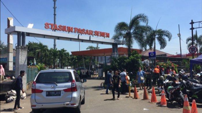 Dampak Banjir, Kereta Api Jarak Jauh Keberangkatan Stasiun Pasar Senen Dibatalkan