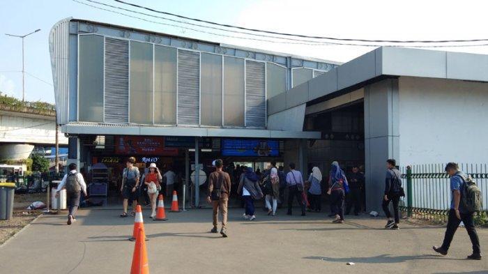 Seluruh Perjalanan Kereta Dari dan Menuju Stasiun Tanah Abang Sementara Tidak Dilewati