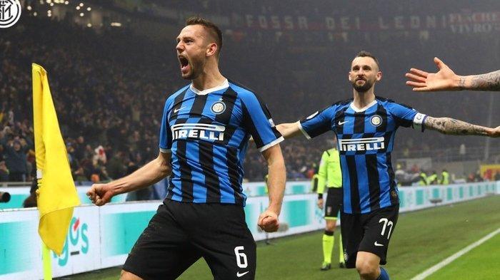 4 Jam Jelang Laga Liga Champions, Inter Milan Umumkan Achraf Hakimi Positif Covid-19