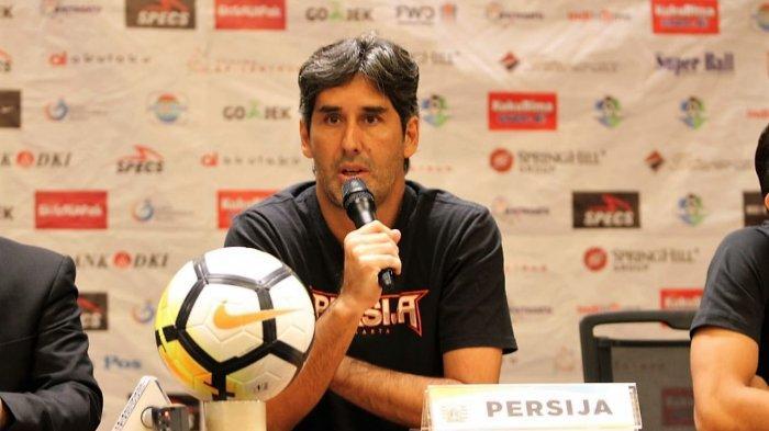 Pelatih Persija Jakarta Sudah Punya Cara Ampuh Hentikan Permainan Persela Lamongan