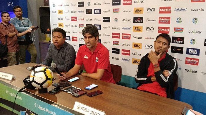 Curi Satu Poin di Makassar, Teco Sebut Persija Jakarta dan PSM Masih Berpeluang Juara Liga 1 2018