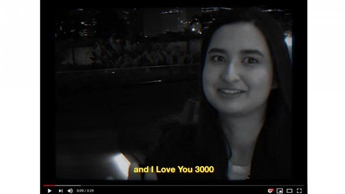 Download Lagu I Love You 3000 - Stephanie Poetri MP3, Lengkap dengan Lirik dan Videonya