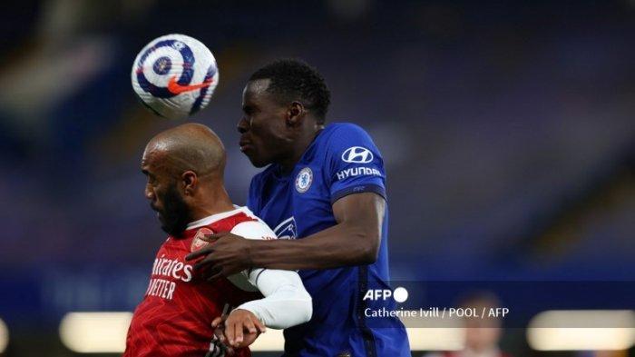 Hasil Liga Inggris - Gol Dianulir, Chelsea Takluk dari Arsenal 0-1 di Stamford Bridge