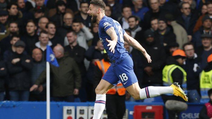 Hasil Liga Inggris Chelsea Vs Tottenham Hotspur, Frank Lampard Permalukan Gurunya
