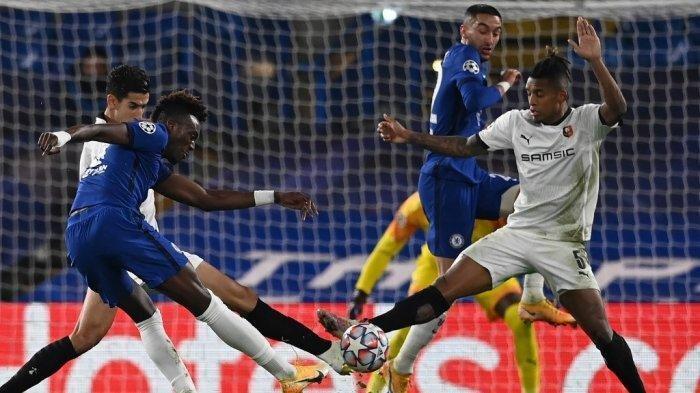 Link Live Streaming Liga Champions Malam Nanti, Rennes Vs Chelsea dan Dynamo Kyiv Vs Barcelona
