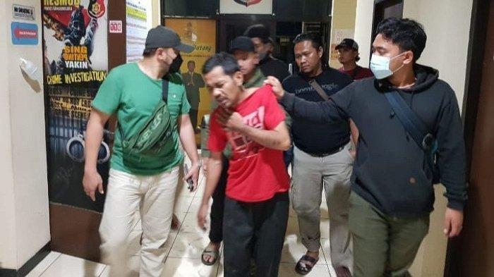 Suami Kalap Habisi Istri Setelah Pisah Ranjang, Insiden Tragis Buat Pelarian Pelaku Berakhir