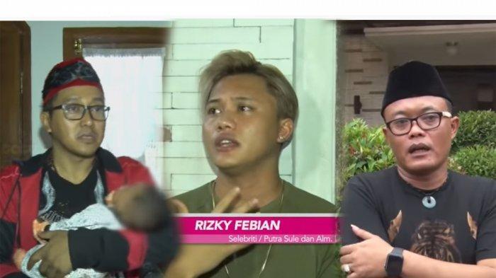 Sule dan Rizky Febian Mengaku Siap Rawat Anak Lina, Reaksi Teddy Tegas Ucapkan Ini