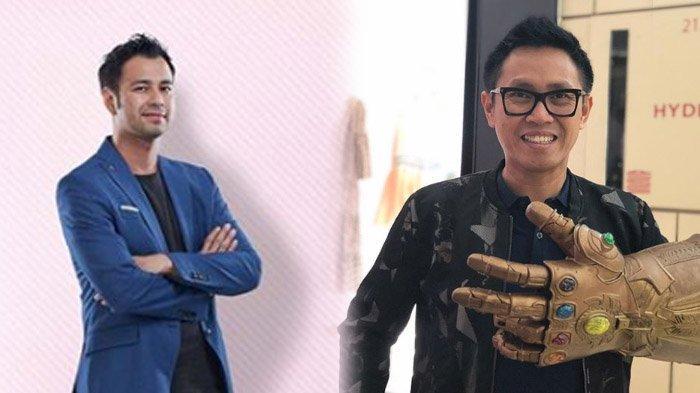 Rekam Diam-diam Raffi Ahmad Ngaji di Lokasi Syuting, Eko Patrio: Alhamdulillah Berkah Banget