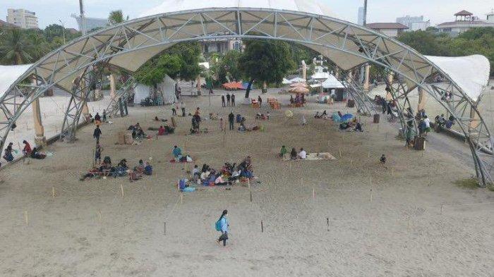 Dibuka Lagi Usai Libur Tahun Baru, Taman Impian Jaya Ancol Dikunjungi 28 Ribu Wisatawan