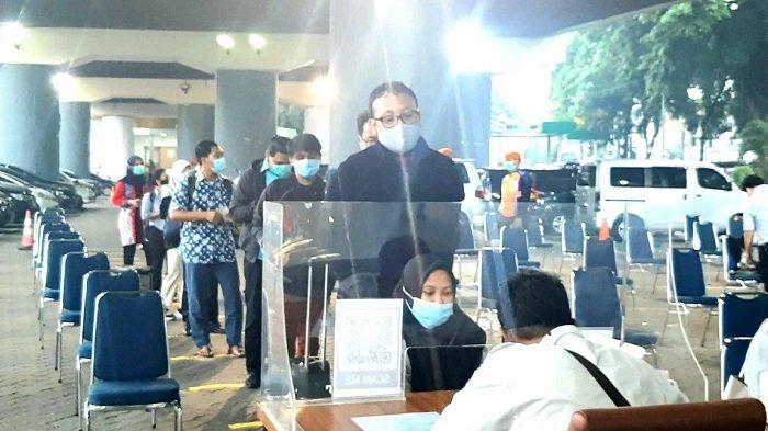PT KAI Daop 1 Jakarta Wajibkan Penumpang Kereta Rapid Test Sebelum Pergi ke Luar Kota