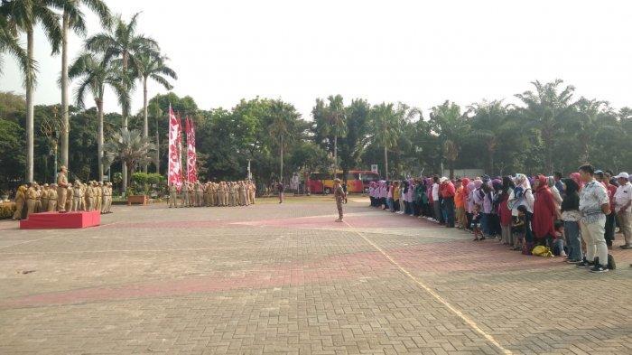 Pemkot Jakarta Timur Lepas 1.000 Ketua RT, RW dan Jumantik untuk Berwisata di Ancol