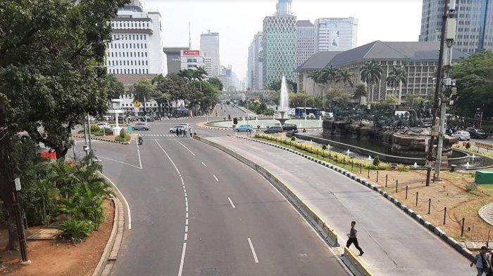 Jalan Medan Merdeka Barat Ditutup, Ini Rute Pengalihan Bus TransJakarta