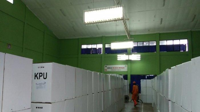 Kecamatan Pesanggrahan Gelar Rekapitulasi Suara DPR RI, DPD, dan DPRD Provinsi Serentak