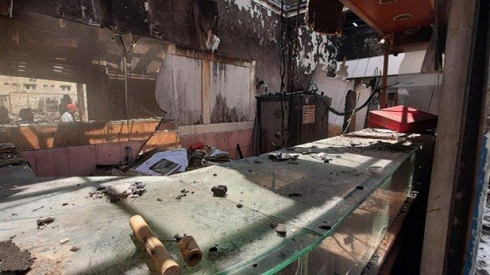 Pihak Pasar Jaya Menargetkan Bangunan Sementara Pedagang Pasar Cempaka Putih Rampung Bulan Ini