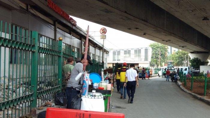 Jalan Jatibaru Kembali Dibuka, Area Parkir di Bawah Flyover Ditiadakan