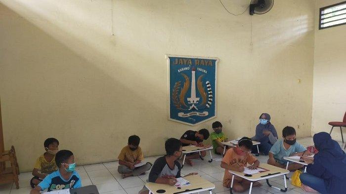 Mulai Akhir Pekan Ini, Anak-anak Bisa Belajar dengan Wifi Gratis di SKKT Kelurahan Ciracas