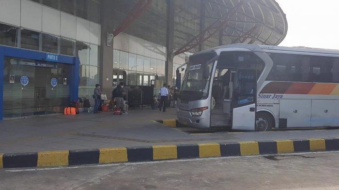 Kemarin Puncak Arus Mudik di Terminal Pulogebang, 2.188 Pemudik Tinggalkan Jakarta