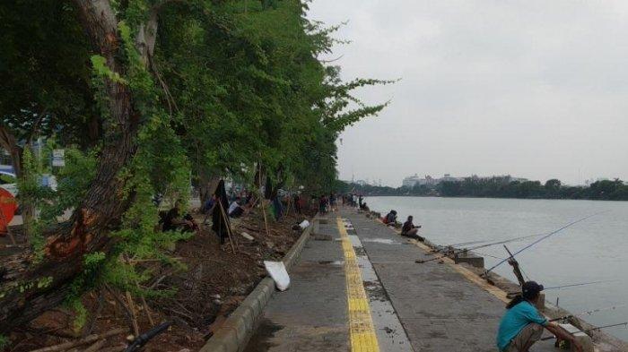 Acara Malam Tahun Baru, Jalan Danau Sunter Selatan Ditutup