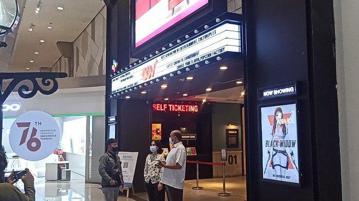 CGV Sunter Mall Kembali Dibuka, Pengunjung Baru Bisa Nonton Dua Film Ini