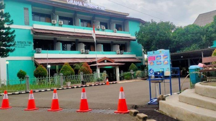 Ini 32 Lokasi Isolasi Mandiri Pasien Covid-19 di DKI, Graha Wisata TMII Dipastikan Penuh Hari Ini