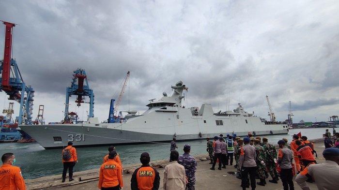 Dishub Dikerahkan 4 Kapal Untuk Bantu Pencarian Sriwijaya Air SJ-182