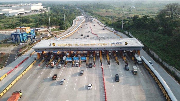 Arus Balik Libur Panjang, 160.204 Kendaraan Terpantau Menuju Jakarta
