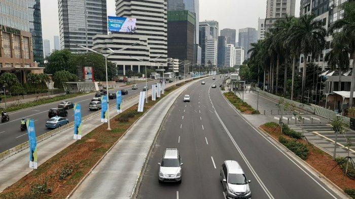 Dishub DKI Jakarta Tegas Melarang Odong-odong Mengaspal di Jalanan Ibu Kota, Ini Alasannya