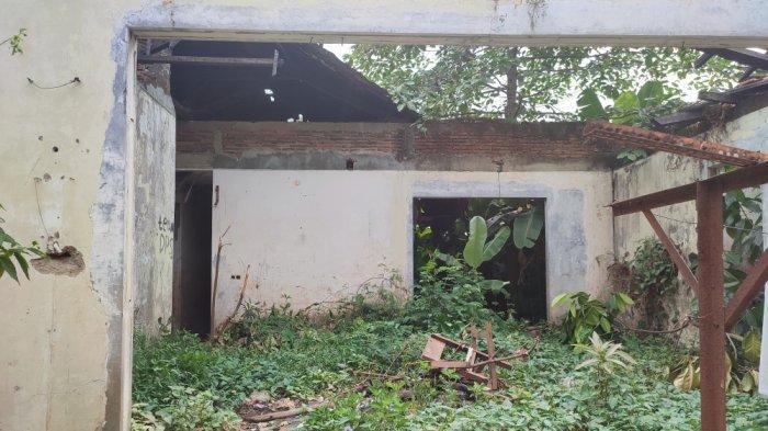 Suasana di Kampung Vietnam, Kramat Jati, Jakarta Timur, Rabu (13/10/2021)