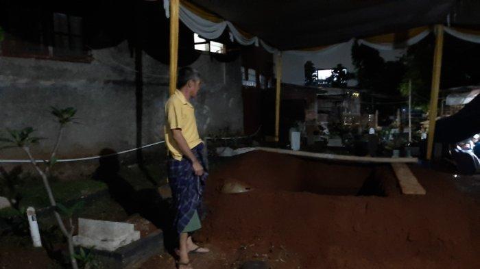 Okky Bisma Pramugara Sriwijaya Air SJ 182 Dimakamkan Besok di Kramat Jati: Ini Foto Persiapannya