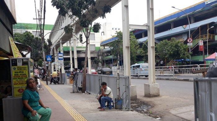 Kasatpol PP Jakarta Pusat: Situasi Kawasan Pasar Tanah Abang Normal, Tidak Ada Penambahan Personel