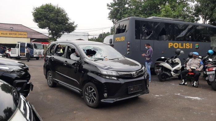 10 Orang yang Diperiksa POM TNI Terkait Penyerangan Polsek Ciracas Berstatus Anggota TNI