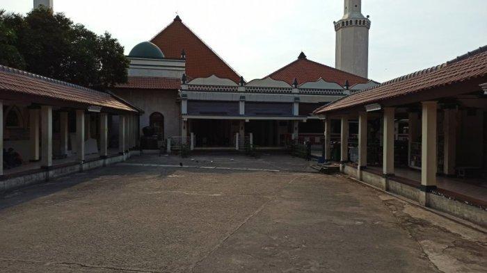Masjid Luar Batang Siap Gelar Kegiatan Ibadah Ramadan 1442 H dengan Protokol Kesehatan Ketat