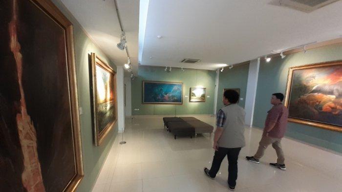Melihat Peninggalan Pelukis Legendaris Indonesia di Jakarta Selatan