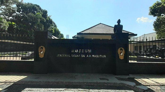 Memperingati G30S/PKI ke-55, Museum Jenderal Besar DR AH Nasution Sepi karena Pandemi