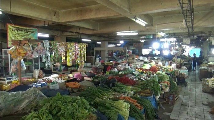 Pedagang Keluhkan Sepi Pembeli Usai Pasar Minggu Ditutup 3 Hari: Ya Begini, Nggak Ada Orang