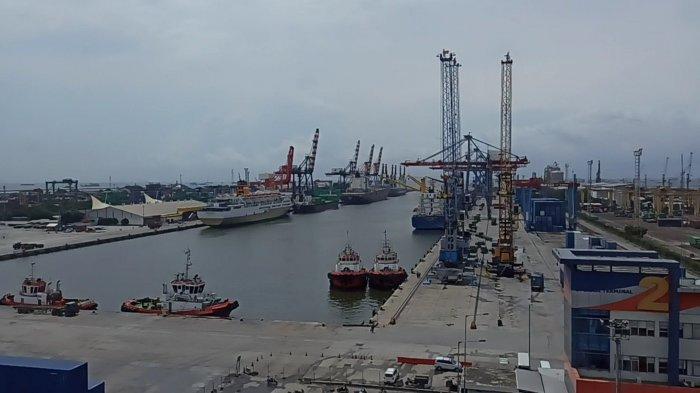 Larangan Mudik Resmi Berlaku, Arus Penumpang Kapal di Pelabuhan Tanjung Priok Berhenti