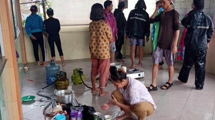 Ratusan Warga Makasar Mengungsi: Mobil Toilet, Genset dan Dapur Umum Sangat Diperlukan