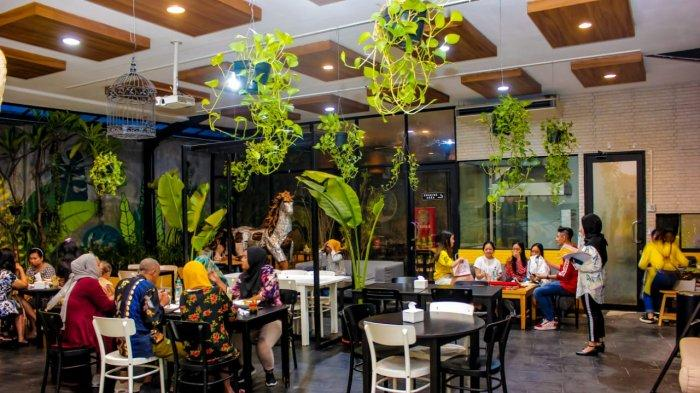 Tantular Cafe di Jakarta Barat, Berkonsep Instagramable dengan Harga Receh